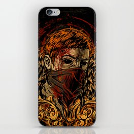 Back from the Dead iPhone Skin