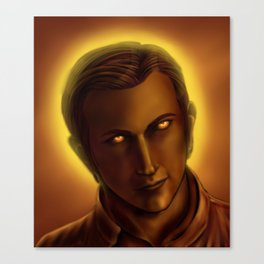 Golden Gabriel Canvas Print