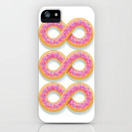Infinity Donut iPhone Case