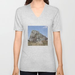Big Rock Okotoks Unisex V-Neck