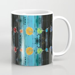 Seven Spheres Coffee Mug