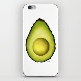 Avoca(dos) iPhone Skin