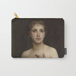 """William-Adolphe Bouguereau """"Pandore"""" Carry-All Pouch"""