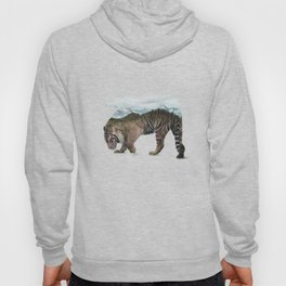 Bowing Tiger Hoody