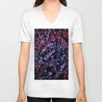 salt water V-neck T-shirts featuring Salt by va103