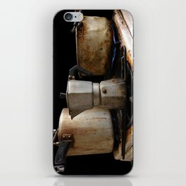 Café cubita iPhone Skin