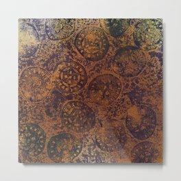 Abstract No. 316 Metal Print