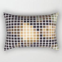 Mona Lisa Rectangular Pillow