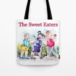 The Sweet Eaters - The Trio Tote Bag