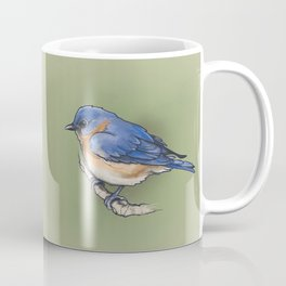 bluebird. Coffee Mug
