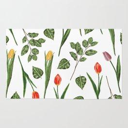 tulips ccm Rug