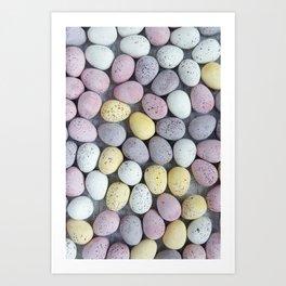 Easter Egg V Art Print