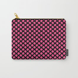 Pink-ish Carry-All Pouch