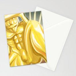 Atlas Shrugged statue Stationery Cards