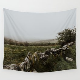 The Burren - County Clare, Ireland Wall Tapestry