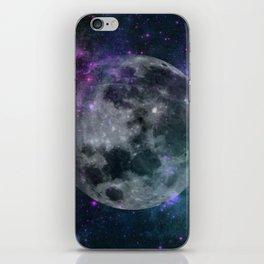 Fading Moon iPhone Skin