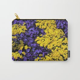 Flowers 5 Carry-All Pouch