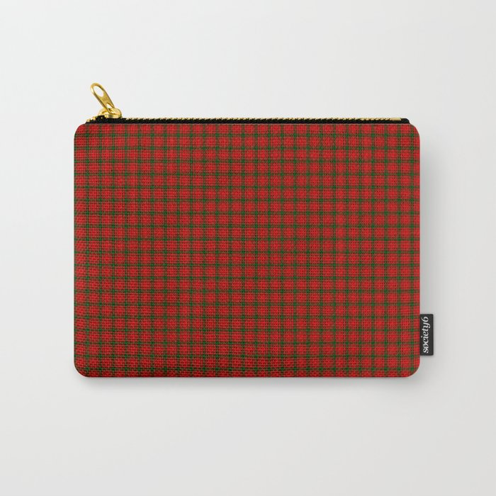 MacQuarrie Tartan Carry-All Pouch