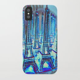 TOUR PARIS PARIS PARIS PARIS iPhone Case