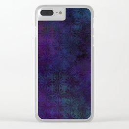 Fill in the Gaps Clear iPhone Case