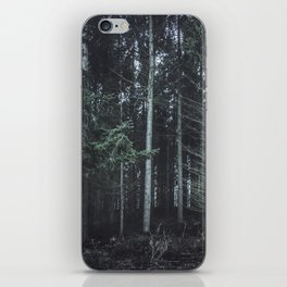 darkwood iPhone Skin