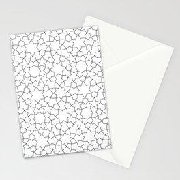 Minimalist Geometric 101 Stationery Cards