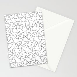 Minimalist Geometric 101 Stationery Cards
