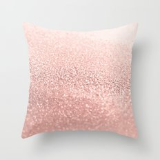 ROSEGOLD  Throw Pillow