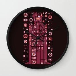Enchanted Wall Clock