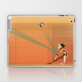 HQ!!: The Hero's The Libero Laptop & iPad Skin