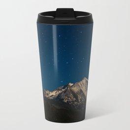 Mount Sopris & The Stars Travel Mug