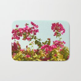 Bougainvillea Dream Bath Mat