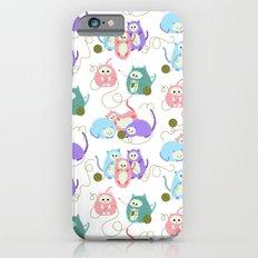 3 Little Kittens iPhone 6s Slim Case
