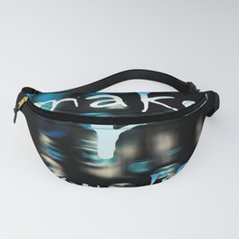 make art your life Fanny Pack