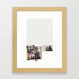ROUGHKut#010916 Framed Art Print