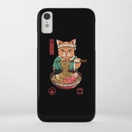 Neko Ramen iPhone Case