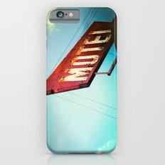 motel schmotel iPhone 6s Slim Case