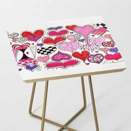 Bless Your Heart Side Table