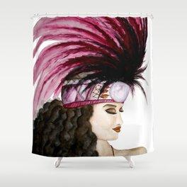 Tahitian Shower Curtain