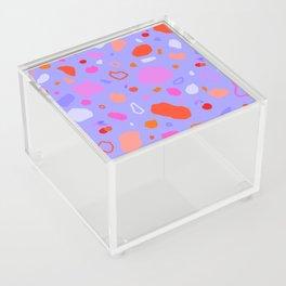 Sweet Terrazzo Cherries Acrylic Box