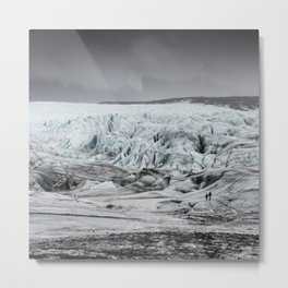 Arctic Heat Metal Print