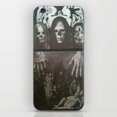 Neo Bedlam Dystopia iPhone & iPod Skin