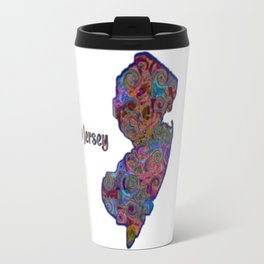 New Jersey Travel Mug