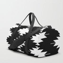 Mojave B&W Duffle Bag