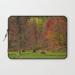 Lonely Bails of Color Laptop Sleeve