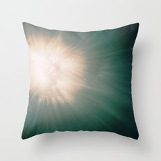 Doorway to The Dry Throw Pillow
