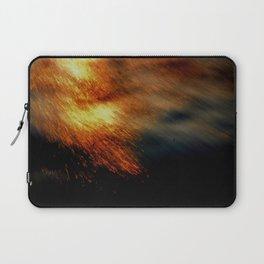 Fiery Laptop Sleeve