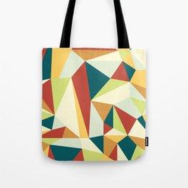 Lebanese Geometric Tote Bag