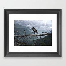 The Sentinel Framed Art Print