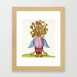 Meduso Framed Art Print